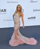 Paris Hilton Imagem de Stock Royalty Free