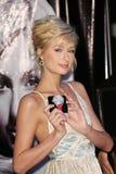 Paris Hilton Imágenes de archivo libres de regalías