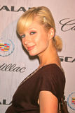 Paris Hilton Imagen de archivo libre de regalías