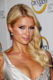 Paris Hilton Photographie stock