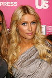 Paris Hilton Fotografia de Stock Royalty Free