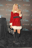 Paris Hilton Photos libres de droits
