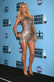 Paris Hilton Royaltyfria Foton