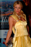 Paris hilton Stockbilder