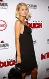 Paris Hilton Photo libre de droits
