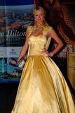 Paris Hilton Stock Image