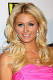 Paris Hilton. Arriving at the  Beauty Line Launch Party Thompson Hotel Beverly Hills,  CA November 17, 2009 Stock Images