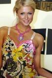 Paris Hilton auf dem roten Teppich Stockfotos