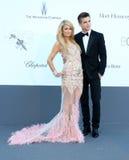 Paris Hilton, flod Viiperi royaltyfria foton