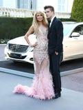 Paris Hilton, flod Viiperi royaltyfria bilder