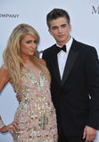 Paris Hilton,River Viiperi Royalty Free Stock Image