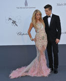 Paris Hilton & River Viiperi Stock Image