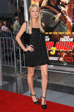 Paris Hilton, Rush Stock Image