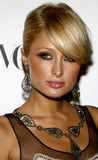 Paris Hilton. September 20, 2006. Paris Hilton attends the Teen Vogue Young Hollywood Issue Party held at the Sunset Tower in West Hollywood, California United Royalty Free Stock Images