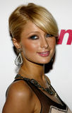 Paris Hilton. September 20, 2006. Paris Hilton attends the Teen Vogue Young Hollywood Issue Party held at the Sunset Tower in West Hollywood, California United Royalty Free Stock Photos