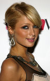 Paris Hilton. WEST HOLLYWOOD, CALIFORNIA. Wednesday September 20, 2006. Paris Hilton attends the Teen Vogue Young Hollywood Issue Party held at the Sunset Tower Royalty Free Stock Images