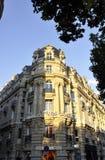 Paris, historisches Gebäude Augustes 14,2013 Lizenzfreie Stockbilder