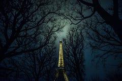 Paris-Horror Lizenzfreies Stockfoto