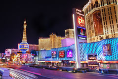 Paris Hotel and Casino, Las Vegas Stock Image