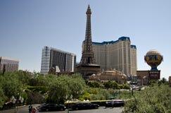 Paris Hotel and Casino, Las Vegas Royalty Free Stock Photos