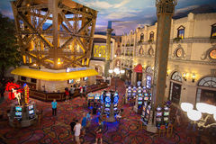 Paris Hotel Casino Stock Photography