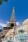 Paris  Hotel and Casino in Las Vegas, USA. Stock Photo