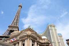 Paris Hotel Royalty Free Stock Photography