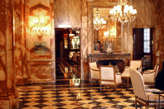 PARIS: Hotel do palácio de Crillon imagem de stock royalty free
