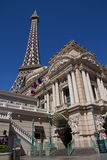 Paris Hotel Las Vegas Stock Photo