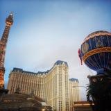 Paris hotel, Las Vegas, Nevada royalty free stock photo