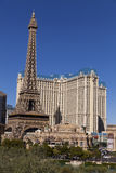 The Paris Hotel in Las Vegas, NV on May 20, 2013 Royalty Free Stock Photography