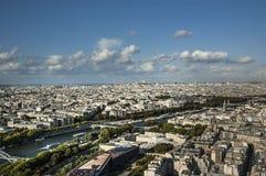 Paris i Frankrike Royaltyfri Bild
