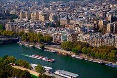 Paris im Herbst lizenzfreie stockfotografie