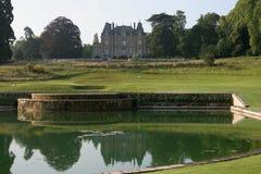 Paris international golf club, Royalty Free Stock Photos