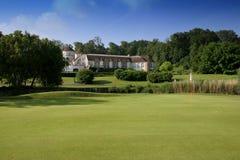Paris international golf club, Royalty Free Stock Image