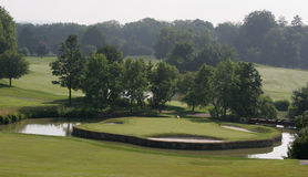 Free Paris International Golf Club, Royalty Free Stock Images - 2619609