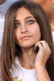 Paris Jackson, Michael Jackson Photographie stock