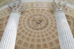 PARIS - 20 juillet 2016 détail du temple de l'amour près de Trianon Image libre de droits