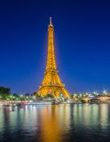 PARIS - 12. JULI 2013 Stockbild