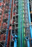 Paris - Pompidou Stock Images