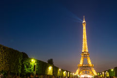 PARIS - JULY 12, 2013 Royalty Free Stock Image