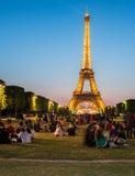 PARIS - JULY 12, 2013 Stock Photos