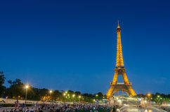 PARIS - JULY 12, 2013 Royalty Free Stock Images