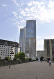 Paris,July 16:La Defense buildings in Paris from France Royalty Free Stock Image