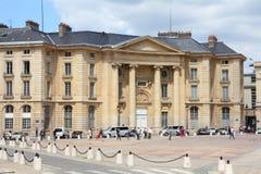 Paris University Royalty Free Stock Images