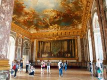 Versailles palace. France. June 20, 2012. Stock Photo