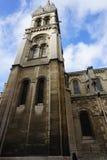Paris kyrka Arkivfoto