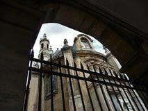 Paris kyrka Royaltyfria Bilder