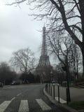 Paris - L'Arc de Triomphe Foto de Stock Royalty Free