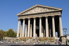 Paris La Bourse Stock Images